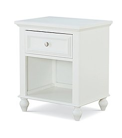 Legacy Classic Kids White Academy Youth Night Stand