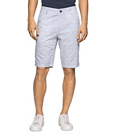 Calvin Klein Jeans® Men's Grid Shorts