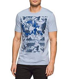 Calvin Klein Jeans® Men's Camo Crew Neck Tee