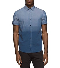 Calvin Klein Jeans® Men's Ombre Placement Shirt