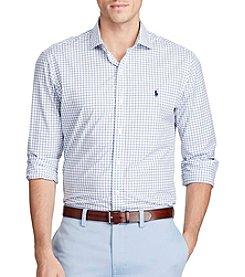 Polo Ralph Lauren® Men's Stretch Poplin Button Down Shirt
