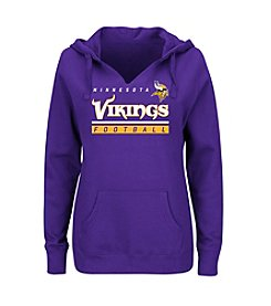 Majestic Queen Vikings Self Determination Hoodie