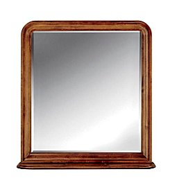 Universal Furniture® New Lou Cognac Storage Mirror