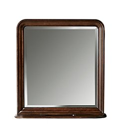 Universal Furniture® New Lou Cherry Storage Mirror