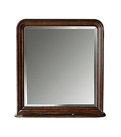 Universal Furniture® New Lou Cherry Storage Mirror