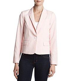 Tommy Hilfiger® Textured Striped Jacket
