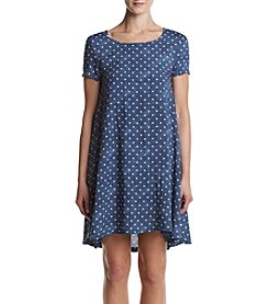 Lennie Dot Printed Dress