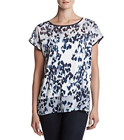 Alfred Dunner® Animal Printed Top