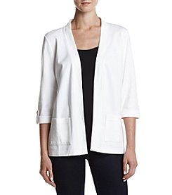 Studio Works® Open Front Pocket Cardigan