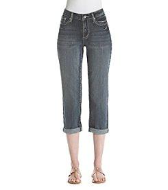 Earl Jean® Border Bling Back Pocket Jeans