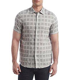 Michael Kors® Men's Short Sleeve Paxton Print Shirt