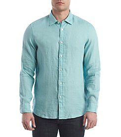 Michael Kors® Men's Tailored Linen Shirt