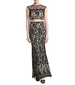 Speechless® Two-Piece Lace Dress