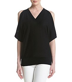 MICHAEL Michael Kors® Cold Shoulder Sweater