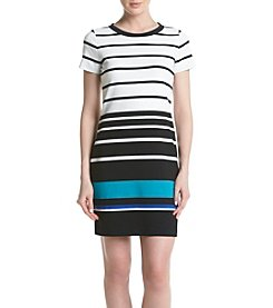 MICHAEL Michael Kors® Striped T-Shirt Dress