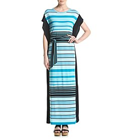 MICHAEL Michael Kors® Striped Maxi Dress