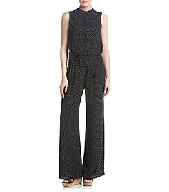MICHAEL Michael Kors® Dot Printed Jumpsuit