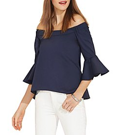 Cupio High Low Off The Shoulder Top