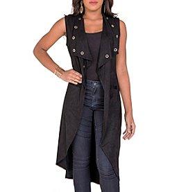 Poetic Justice® Kelis Maxi Vest