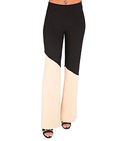 Poetic Justice® Kris A-Line Baby French Terry Pull-On Pants