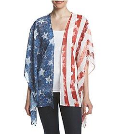Eyeshadow® Flag Kimono
