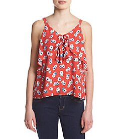 Eyeshadow® Floral Swing Tank