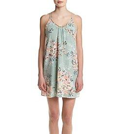 Be Bop Floral Swing Dress