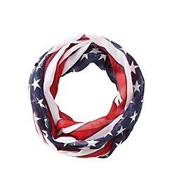 Cejon® Patriotic Loop Scarf