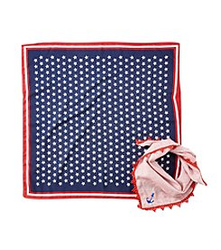 Cejon® 2-Piece Stars And Stripes American Neckerchief