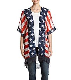 Cejon® America Kimono Cover
