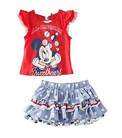 Disney® Girls' 2T-6X