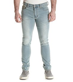 Calvin Klein Jeans® Men's Slim White Wash Jeans