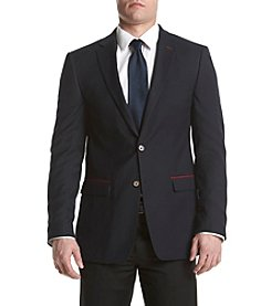 Tallia Orange Men's Plain Sport Coat