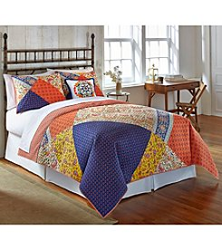 Jessica Simpson Charleval Quilt Collection