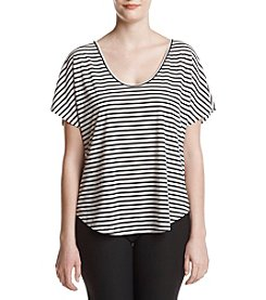 Calvin Klein Performance Melrose Stripe Tee