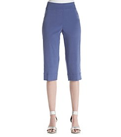 Alfred Dunner® Allure Capris