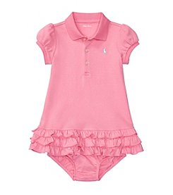Polo Ralph Lauren® Baby Girls Cupcake Dress