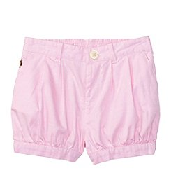 Ralph Lauren® Baby Oxford Bloomers