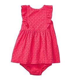 Ralph Lauren® Baby Eyelet Tunic Top