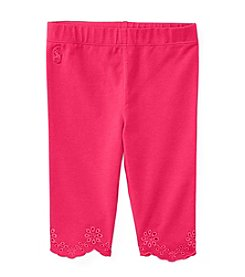 Ralph Lauren® Baby Eyelet Leggings