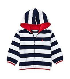Lauren Ralph Lauren® Baby Boys Rugby Hoodie
