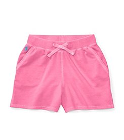 Polo Ralph Lauren® Girls' 7-16 Solid Terry Shorts