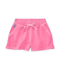 Polo Ralph Lauren® Girls' Solid Terry Shorts