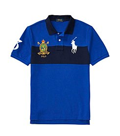 Polo Ralph Lauren® Boys' 8-20 Chest Stripe Top