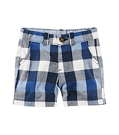 Carter's® Baby Striped Flat Front Shorts