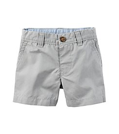 Carter's® Baby Boys Flat Front Shorts