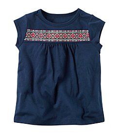 Carter's® Baby Girls' Embellished Top