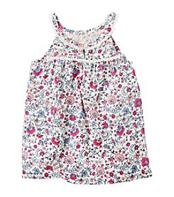 Carter's® Baby Girls' Floral Tank Top