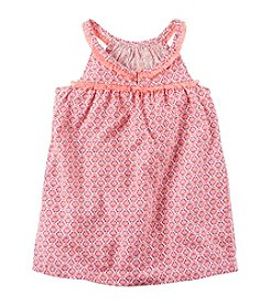 Carter's® Baby Girls' Geo Printed Tank Top
