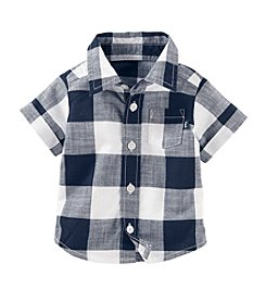 OshKosh B'Gosh® Baby Boys Gingham Shirt